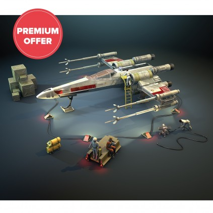 X-wing | Diorama included in Premium Offer