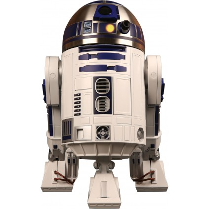Build your own R2-D2 | One-piece metal dome
