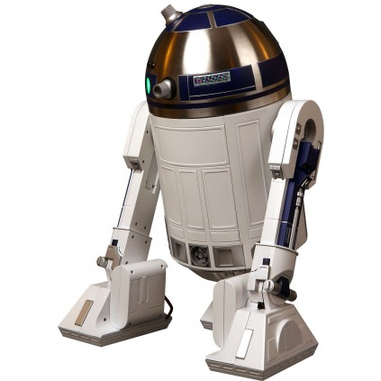 Build your own R2-D2 | Microphone and speaker