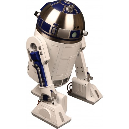 Build your own R2-D2 | Extending arms