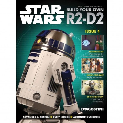R2-D2 Full Kit Model | Modelspace