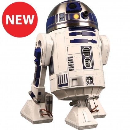 Build your own R2-D2 | 1:2 Scale