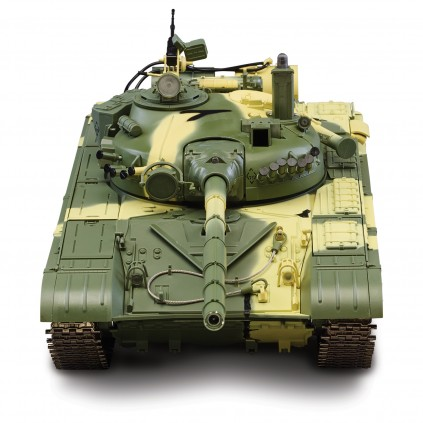 Build the T-72 Russian Tank