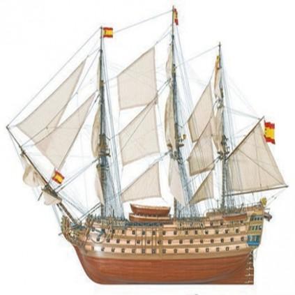 Santa Ana Ship Full Kit