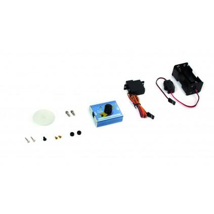 Build the Spitfire - Servo Kit