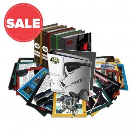 Star Wars Fact File - Sale