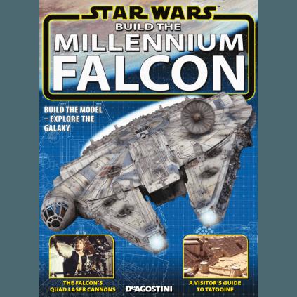 Millennium Falcon - Magazine 1