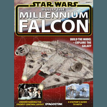 Millennium Falcon - Magazine 2
