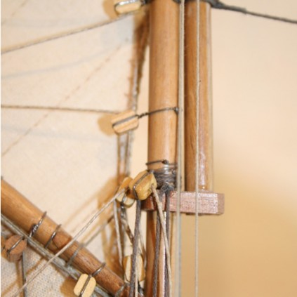 Virginia Schooner | 1:41 Model | Full Kit