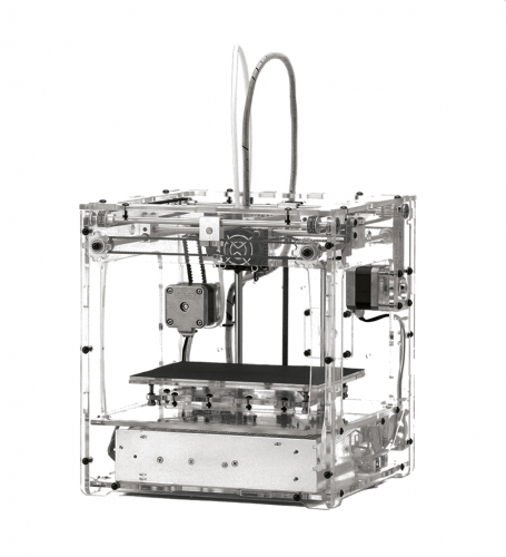 Build your own 3D Printer idbox!