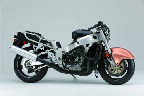 Suzuki GSX 1300R | 1:4 Model | Full Kit