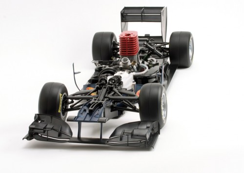 Red Bull Racing RB7 RC scale model