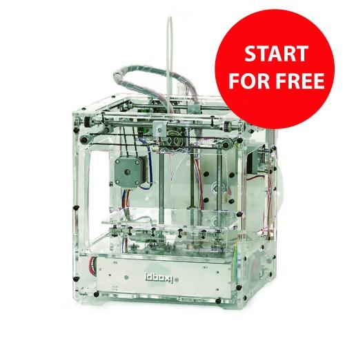 Build your own 3D Printer idbox!