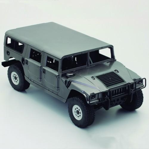 Hummer H1 Rc Model Car 1 8 Scale De Agostini Modelspace