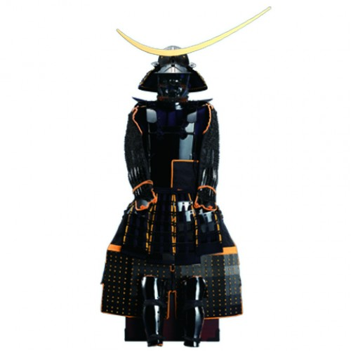 Build the Samurai Armour
