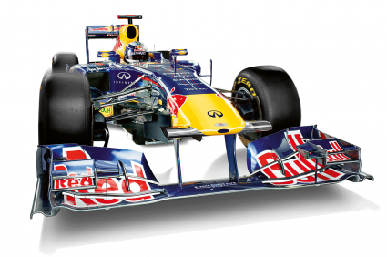 Red Bull Racing RB7 - Maßstab 1:7