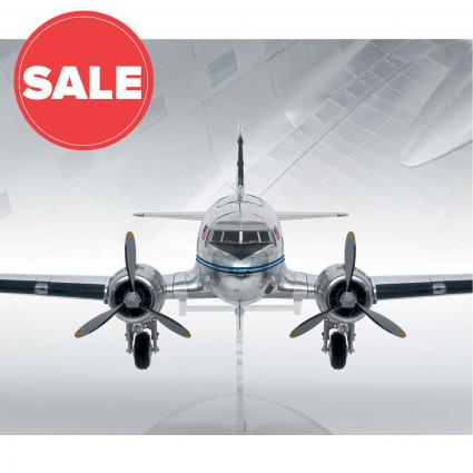 Bauen Sie die Douglas DC-3 - Komplett-Set