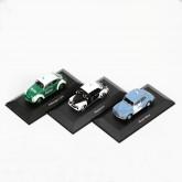 Europäische Polizeiautos | 1:43 Modelle | Sammlung