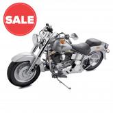 Harley-Davidson Fat Boy   1:4 Modell   Komplett-Set