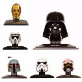 Star Wars Helm Sammlung   1:5 Modelle