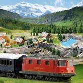 Eisenbahn der Alpen | 1:160 Modell | Komplett-Set