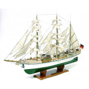 Gorch Fock | 1:95 Modell | Komplett-Set