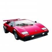 Lamborghini Countach LP 500S | 1:8 Modell | Komplett-Set