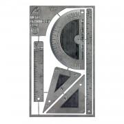 Mikro Lineal- und Winkel-Set