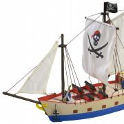 Piratenschiff | Kids Modell | Komplett-Set