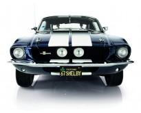 Ford Shelby Mustang GT500 | 1:8 Modell | Komplett-Set