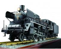 Dampflokomotive C57 | 1:24 Modell