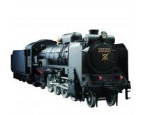 Dampflokomotive D51 | 1:24 Modell