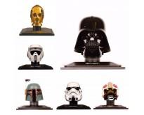 Star Wars Helm Sammlung | 1:5 Modelle