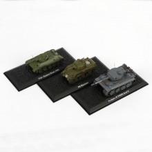 Panzer - Kolosse des 2. Weltkriegs im Maßstab 1:43