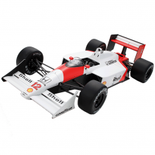 Bauen Sie den McLaren Honda MP4/4 - Maßstab 1:8