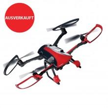Bau und flieg die Sky Rider Drohne - Stabilisierung: integriert auf drei Achsen, mit Gyroskop, Magnetometer und Akzelerometer