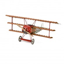 Fokker Dr.I Roter Baron | Maßstab 1:16 | Komplett-Set