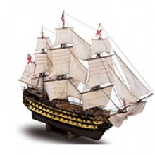 HMS Victory | 1:84 Modell | Komplett-Set