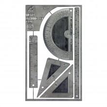 Mikro Lineal- und Winkel-Set | Werkzeug