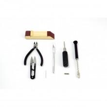 Werkzeugsatz für den Modellbau | Werkzeugkasten