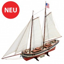 Swift | 1:50 Modell | Modellbauschiff