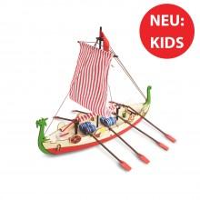 Wikingerschiff | Kids Kollektion | Komplett-Set