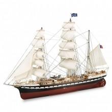 Belem Schiff | 1:75 Modell | Komplett-Set