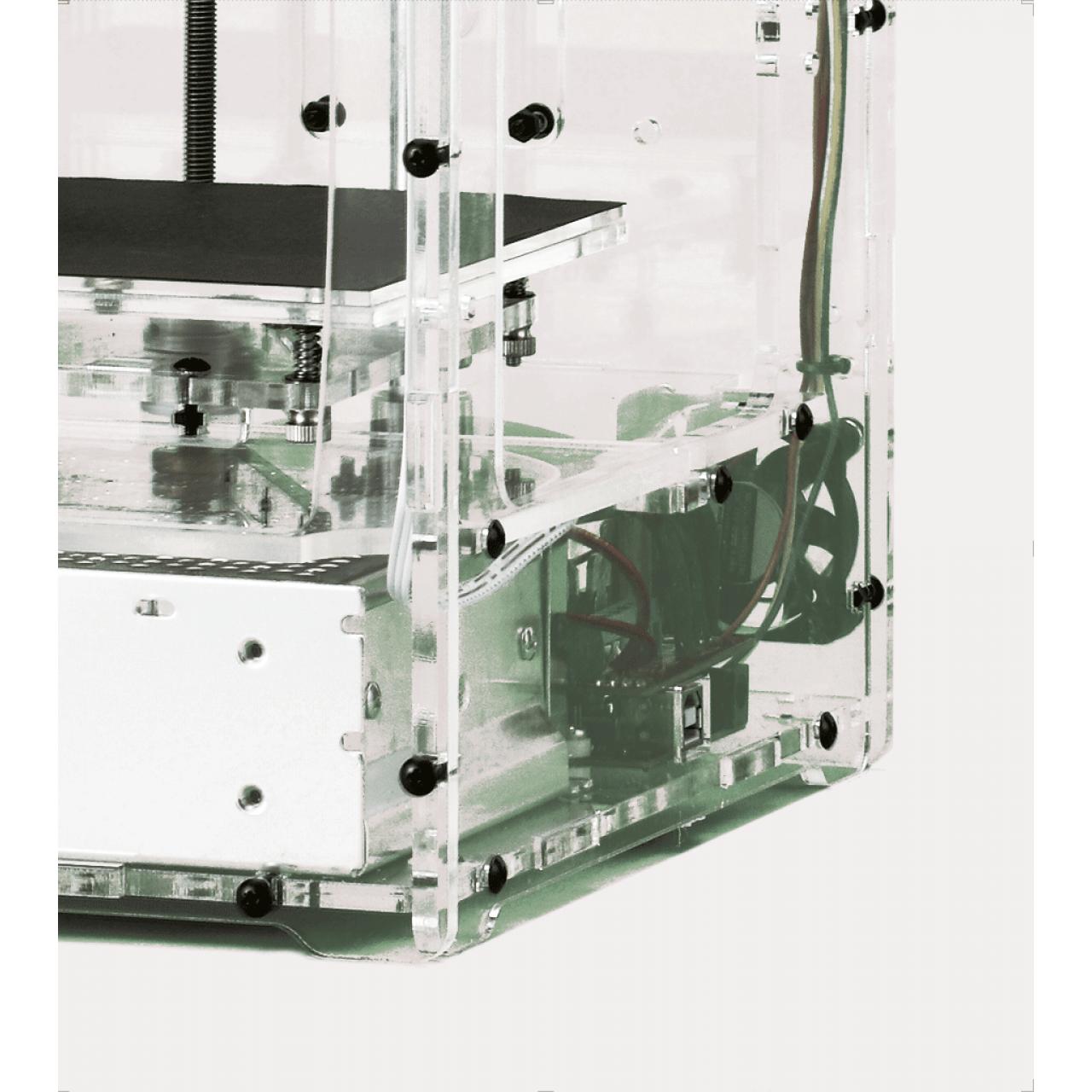 idbox! 3d drucker   modellbausatz   de agostini modelspace