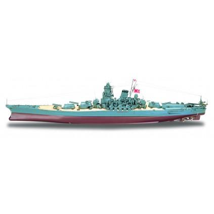 Bauen Sie die Yamato - Länge: 1052 mm