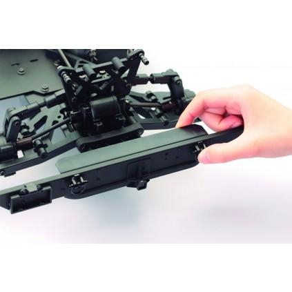 Bau und steuere den Hummer H1 - Hochwertige Kyosho-Bauteile