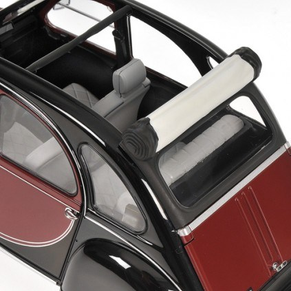 Citroën 2 CV Charleston - Qualitativ hochwertige Materialien