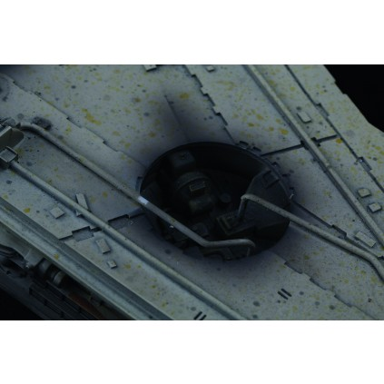 Star Wars Millennium Falcon | 1:1 Modell | Komplett-Set
