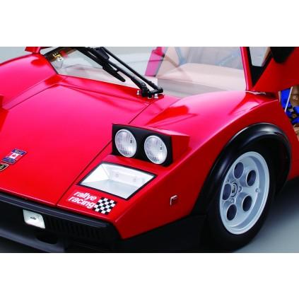 Der Lamborghini Countach LP 500S - Mit funktionierenden Doppel-Klappscheinwerfern