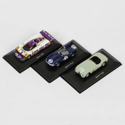 Offiziell lizenzierte Präzisions-Modelle aus Metall-Spritzguss.